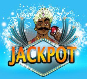 Winkansen jackpot online vs offline