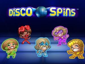 Gratis Disco Spins Spelen