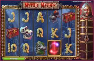 Speel gratis Mythic Maiden