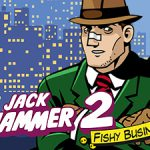 Jack Hammer 2 Fishy Business NetEnt