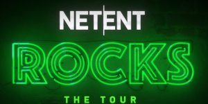 De Netent Rocks Trilogie