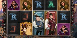 Game review: The Three Musketeers
