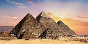 5 slots die je meenemen naar Egypte