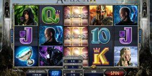 Win in de bonusrondes van Avalon II