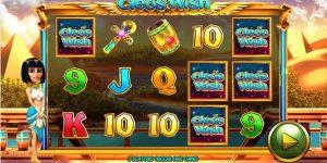 Win prijzen in het oude Egypte in Cleo's Wish