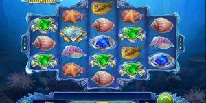Vind een fortuin op de bodem van de oceaan in Mermaid's Diamond!