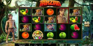 Slinger met Tarzan door de jungle en win prijzen in deze jungle
