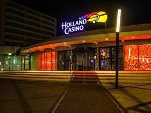 Holland Casino gesloten